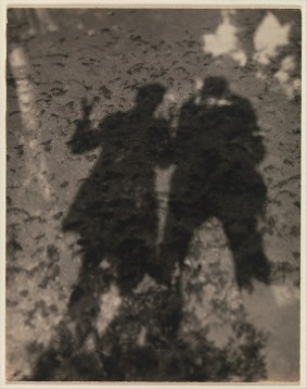 Alfred Stieglitz. Shadows in Lake, 1916