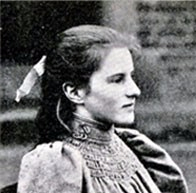 Young Mary Webb